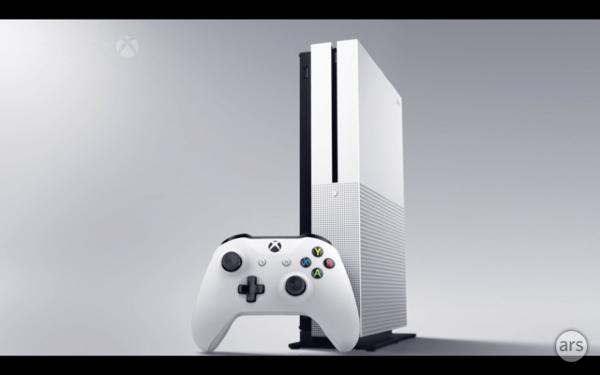 Xbox One S - 1 TB (Fyndvara - Klass 1)