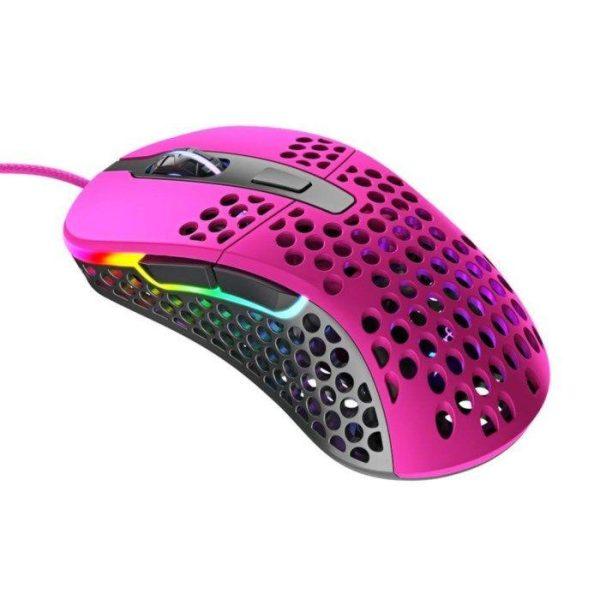 Xtrfy M4 RGB Gaming-mus Rosa