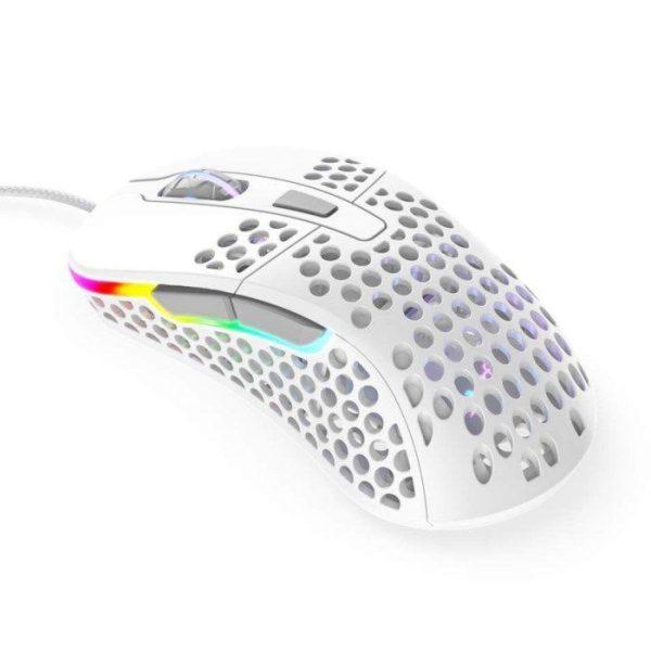 Xtrfy M4 RGB Gaming-mus Vit