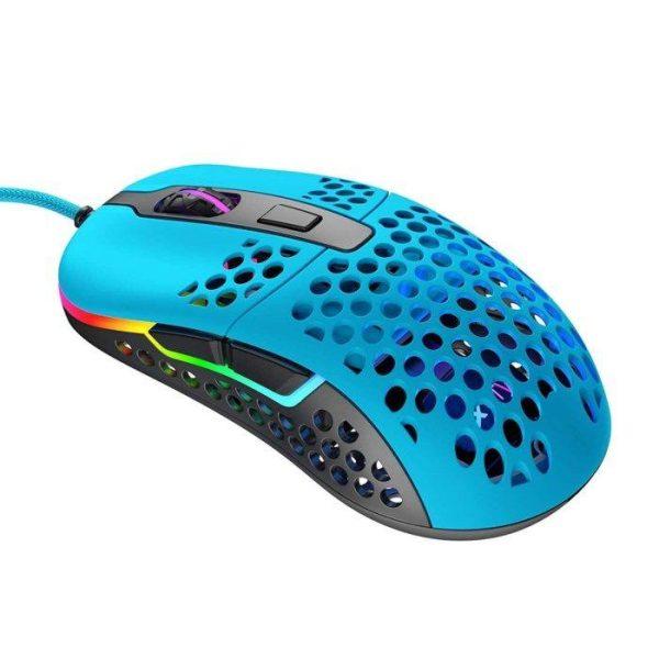 Xtrfy M42 RGB Gaming-mus Blå