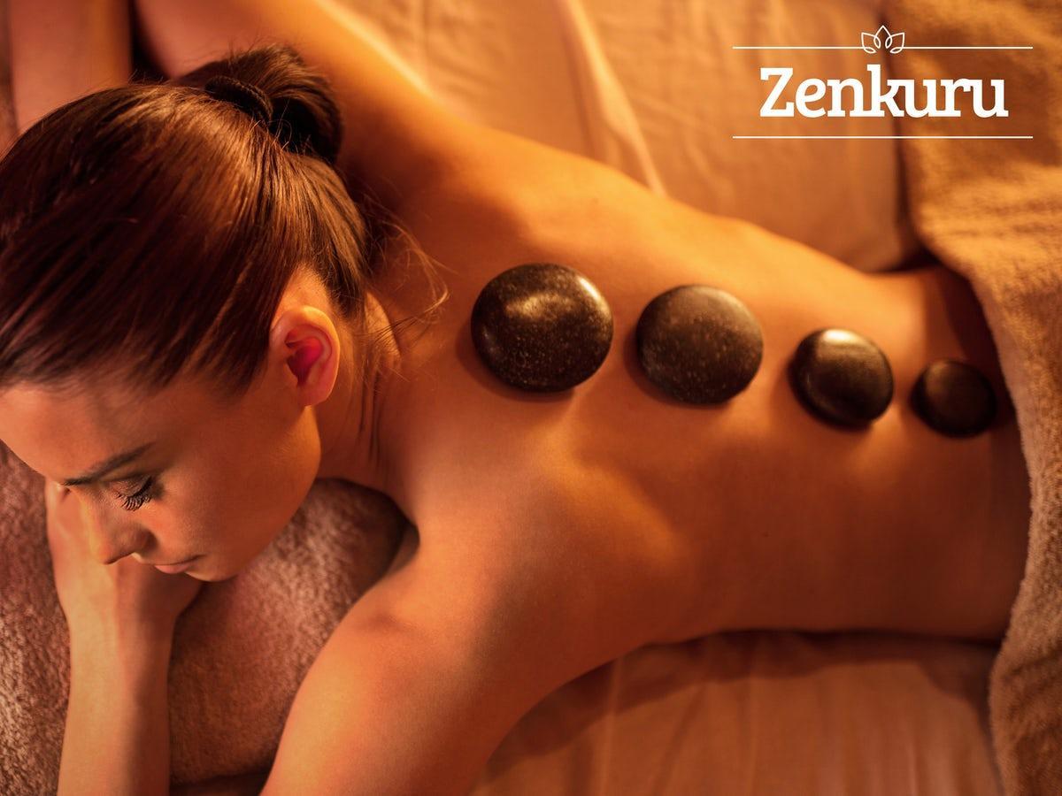 Zenkuru Hot Stone Massage Set