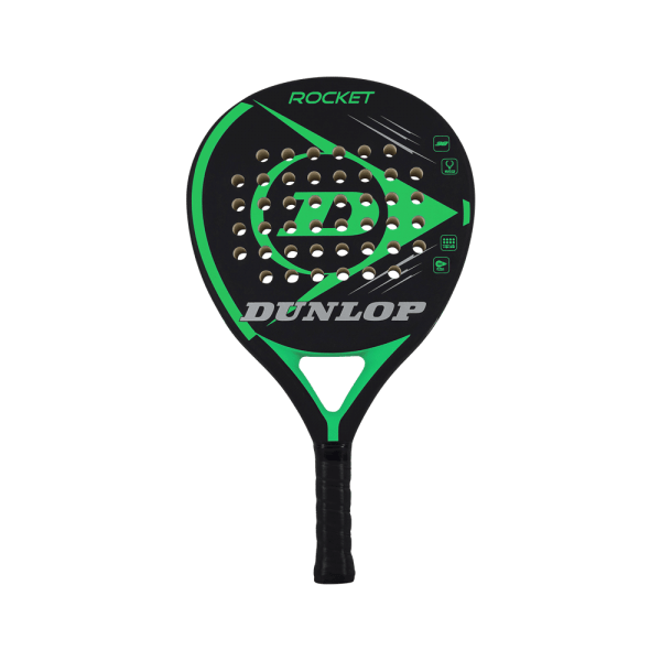 Dunlop Rocket Green Rea