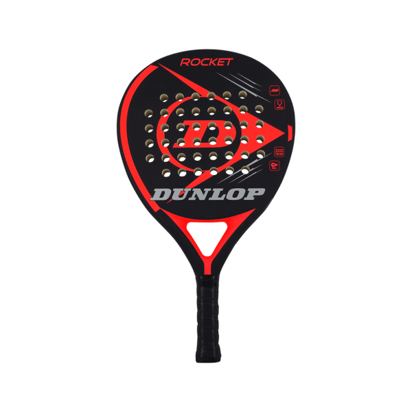 Dunlop Rocket Red Rea
