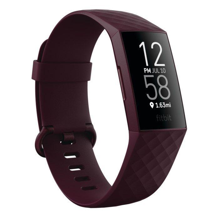Fitbit Charge 4 Aktivitetsarmband Rosewood