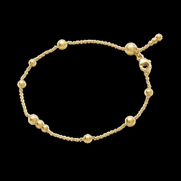 Georg Jensen Moonlight Grapes Armband 18K Guld