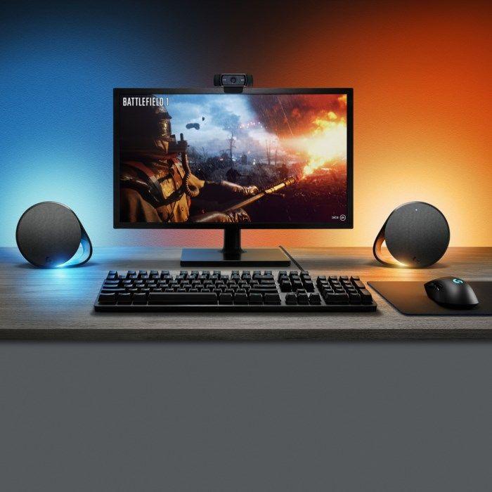 Logitech G560 Lightsync Gaminghögtalare