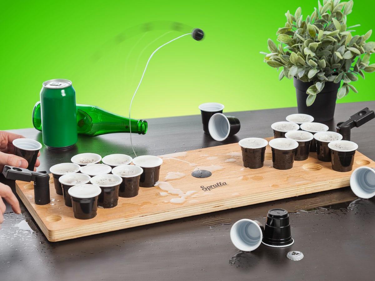 Spralla Mini Beer Pong