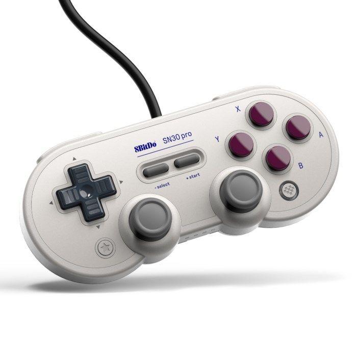 8Bitdo SN30 Pro Handkontroll med USB-anslutning G Edition