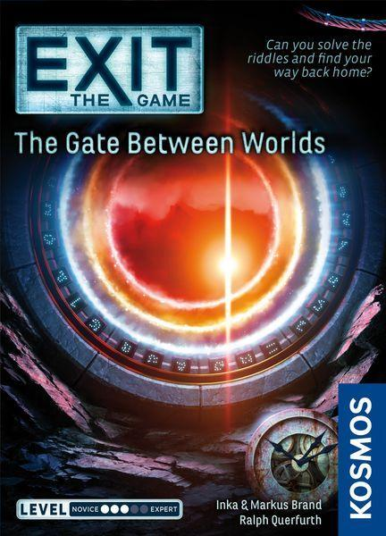 EXIT The Gate Between Worlds (Engelsk)