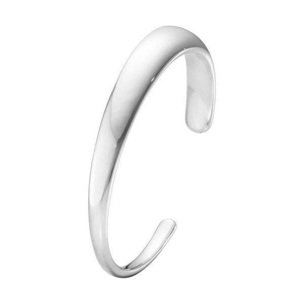 Georg Jensen Curve Armband Silver Liten