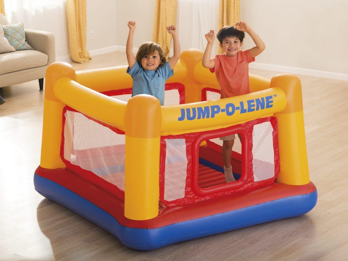 Intex Jump-O-Lene Hoppborg