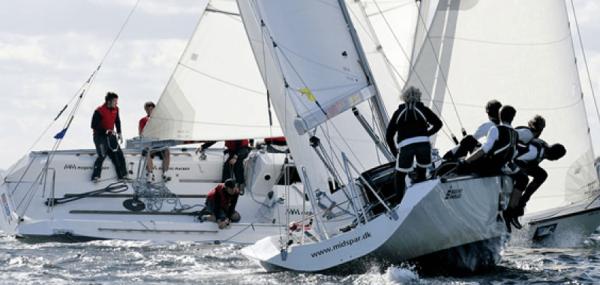 Matchrace utanför Göteborg - Tävla i segling