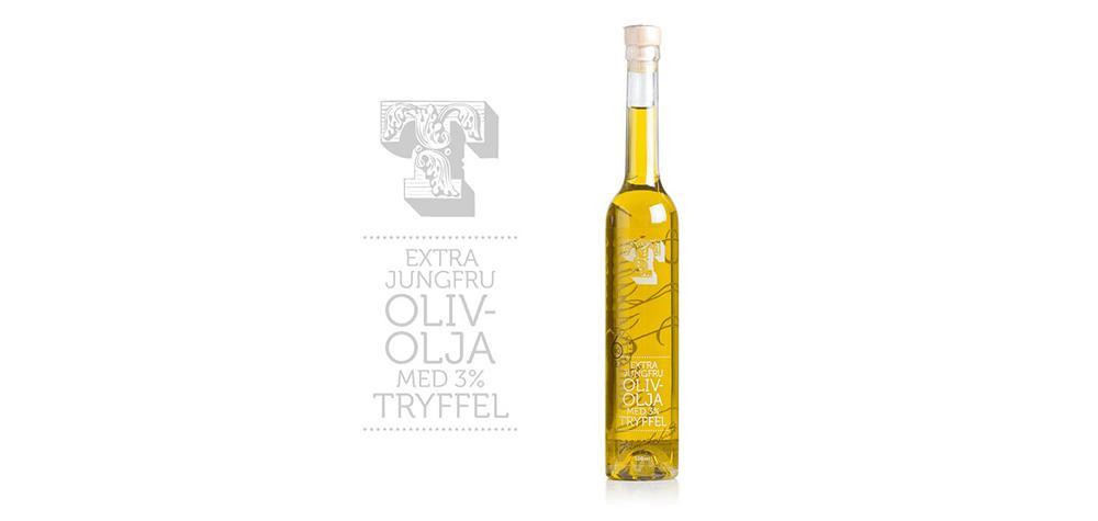 Olivolja Tryffel