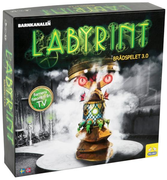 Peliko Labyrint 3.0 (TV Edition)