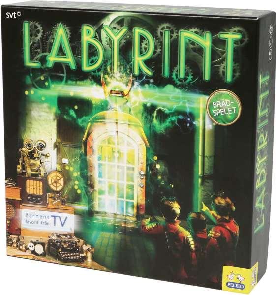 Peliko Labyrint (TV Edition)