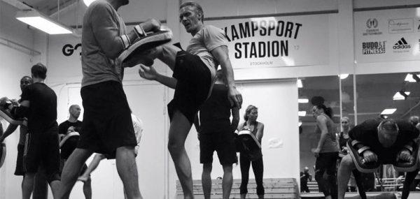 Provträna MMA - Eget träningspass med professionell instruktör