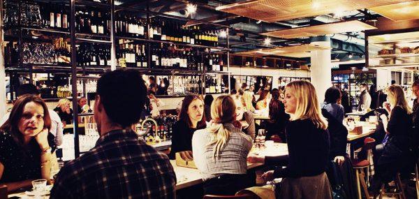 Spansk brunch för två på Boqueria i Stockholm