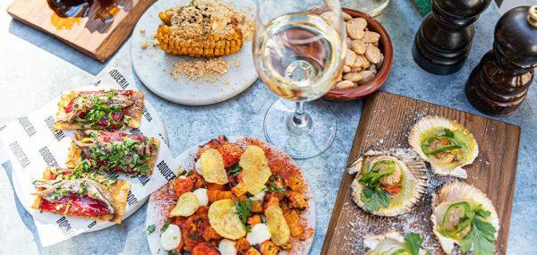 Spansk middag för två på Boqueria i Stockholm