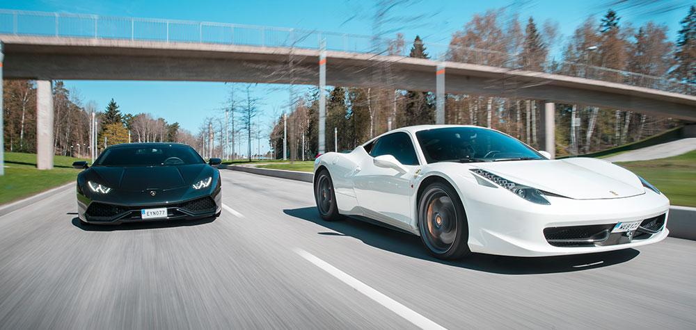 Supercar Trackday - Kör supersportbilar