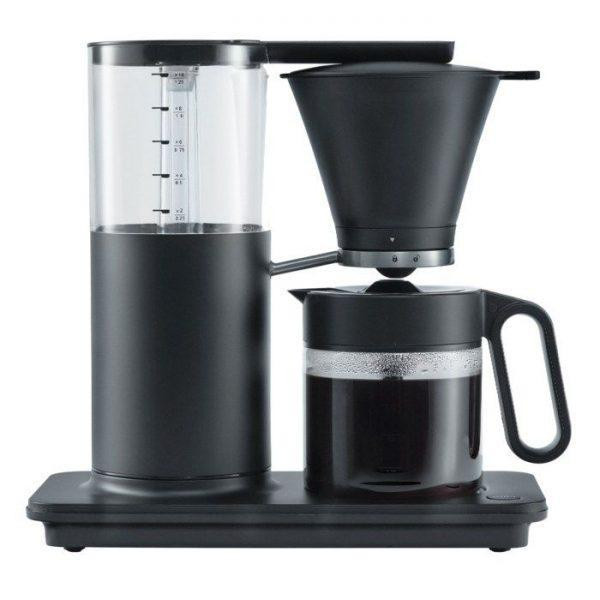 Wilfa Classic Tall Kaffebryggare Svart CM2B-A125