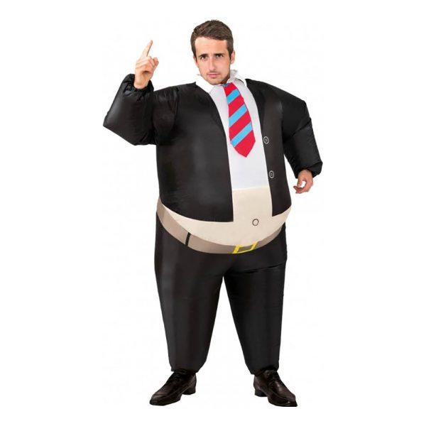 Big Boss Uppblåsbar Maskeraddräkt - One size