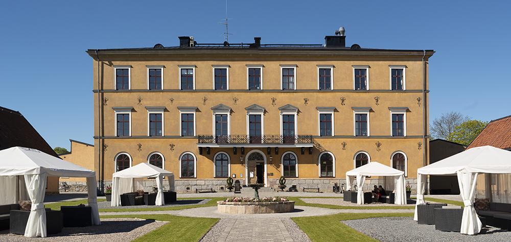 Bo på slottshotell i Stockholm - Upplev Ulfsunda Slott