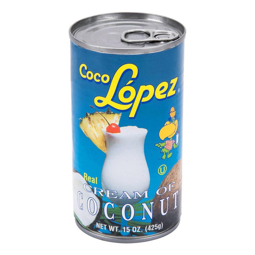 Coco Lopez Cream of Coconut - 425 gram