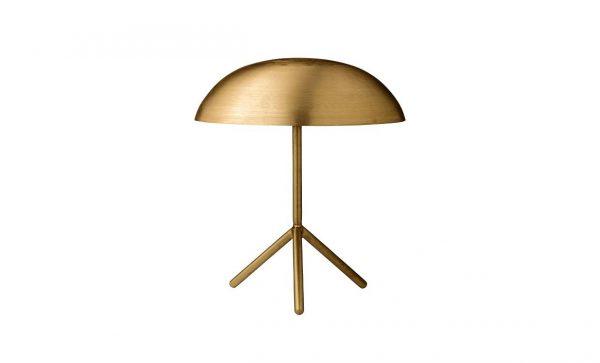 EVANDER Bordslampa Metall Guld