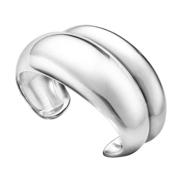 Georg Jensen Curve Armband Silver Medium