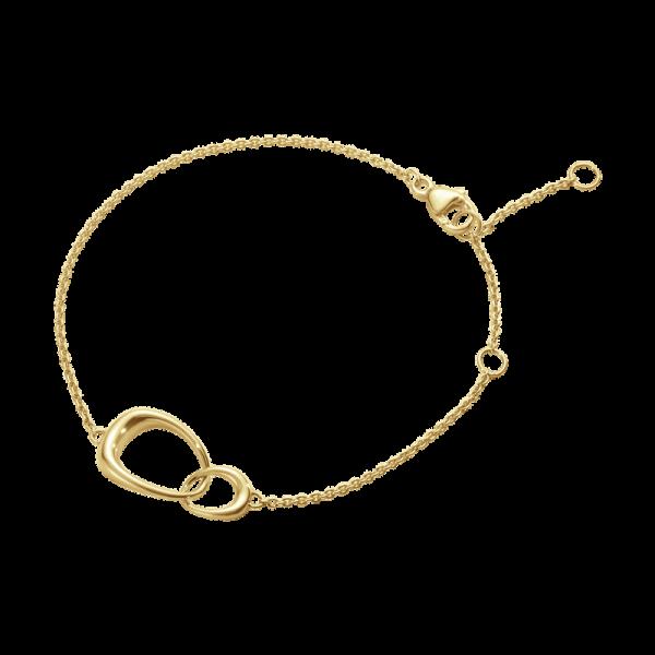 Georg Jensen Offspring Armband 18 K Guld