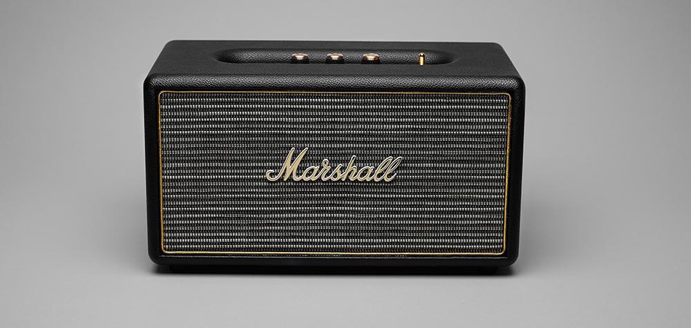 Marshall Stanmore Black - Kraftfull ikon