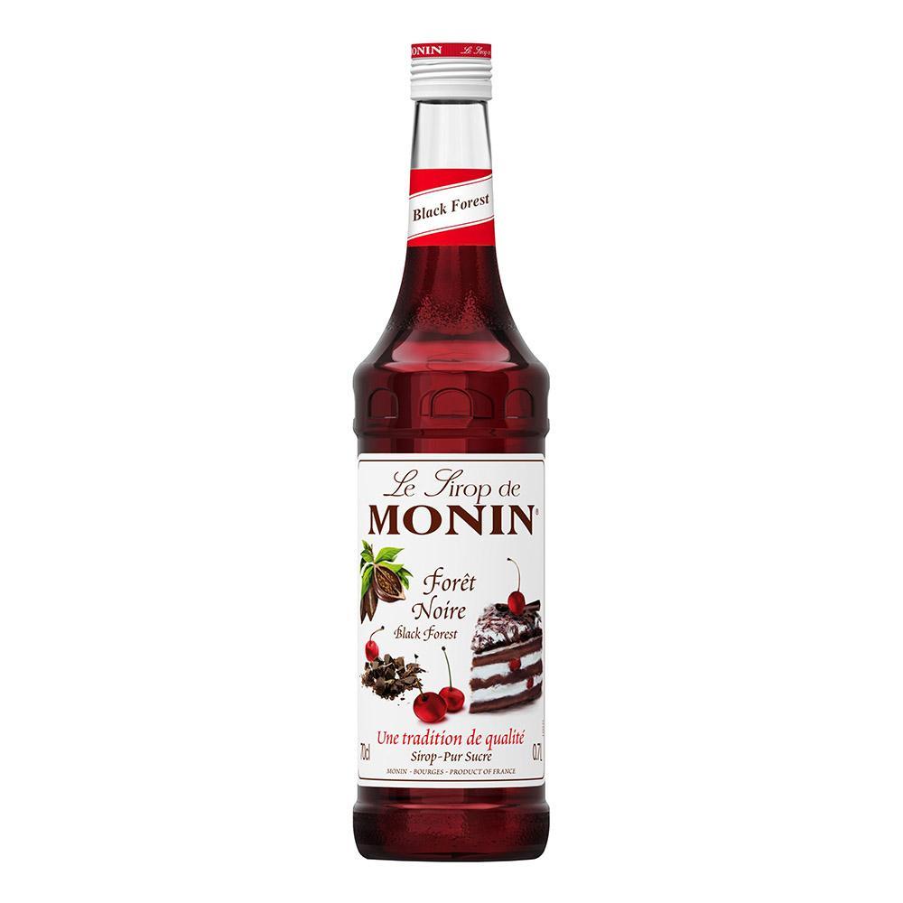 Monin Black Forest Syrup - 70 cl