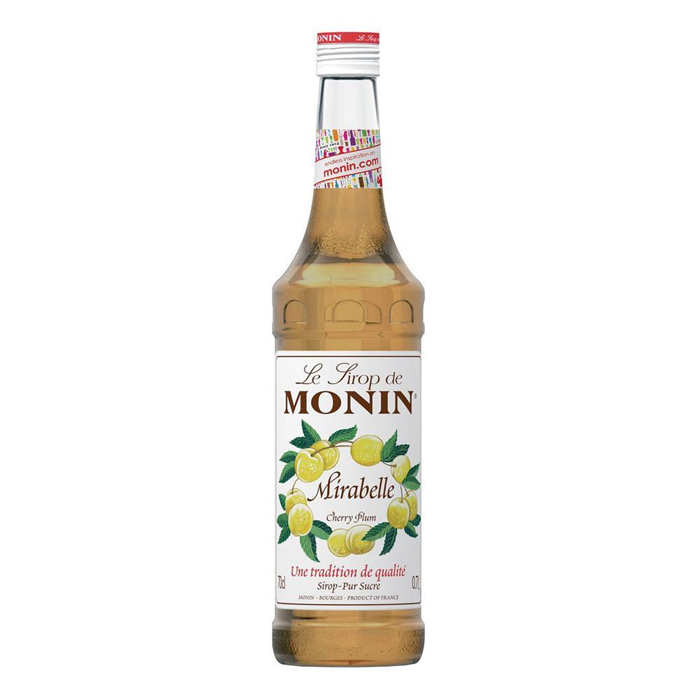 Monin Cherry Plum Syrup - 70 cl