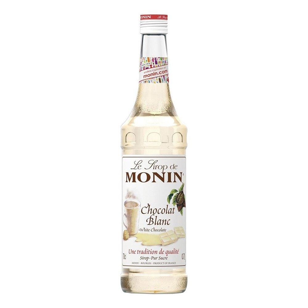 Monin White Chocolate Syrup - 70 cl