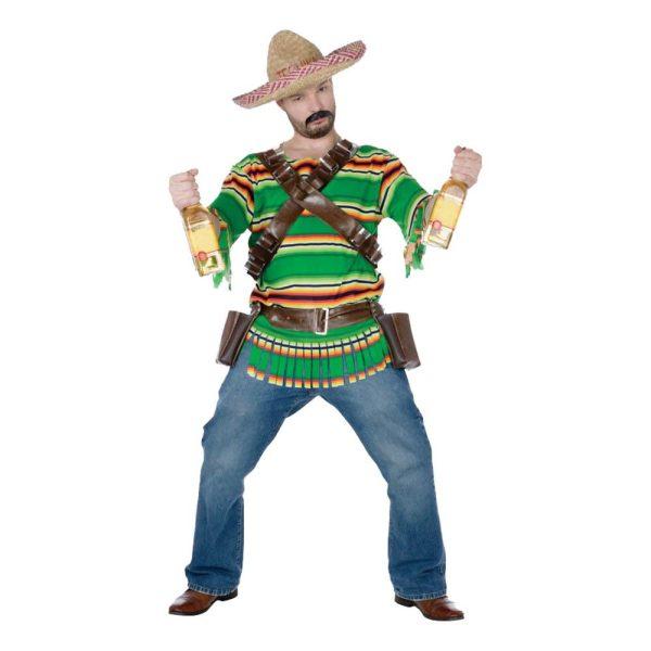 Mr Tequila Maskeraddräkt - One size