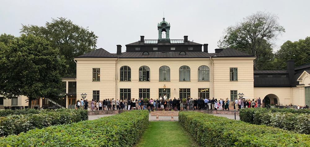 Näsby Slott - Slottsdygn för två i Täby