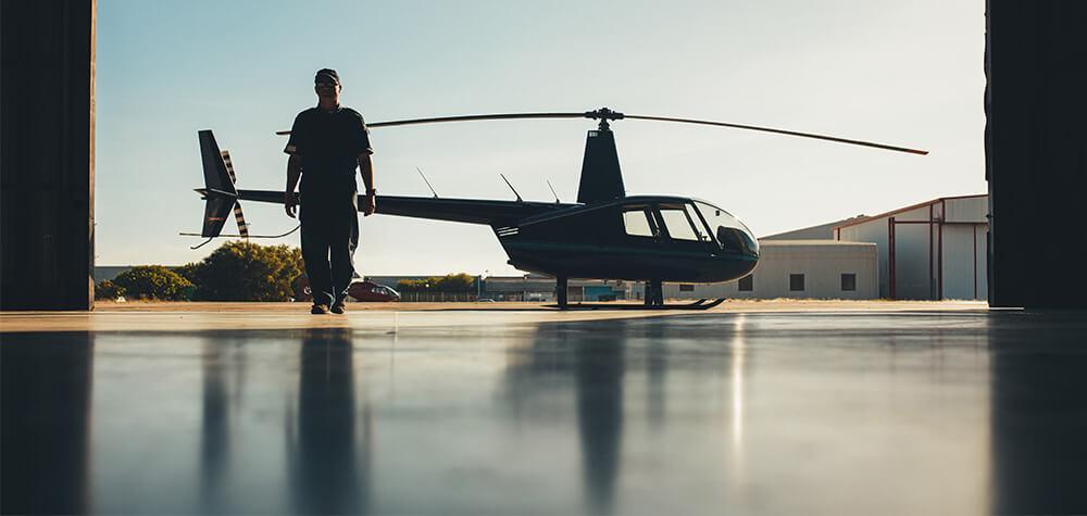 Privat helikoptertur över Stockholm (3 pers) 20 min