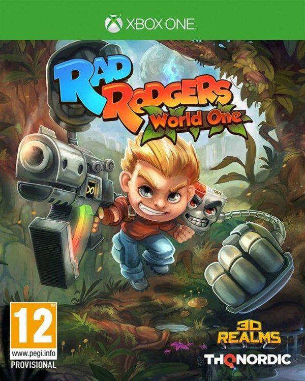 Rad Rodgers World One