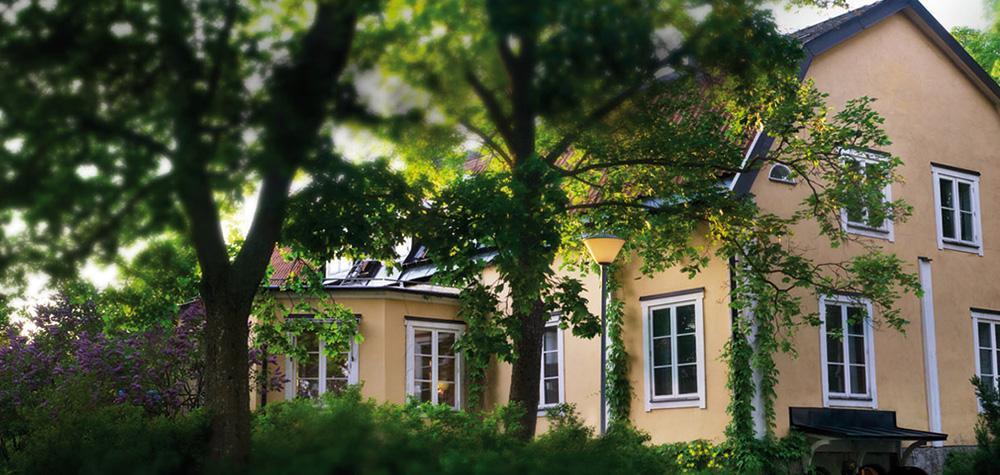 Sparkling brunch för två på Kumla Herrgård i Tyresö