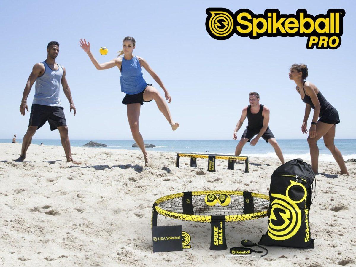 Spikeball Pro Spel