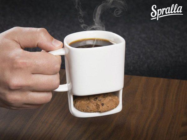 Spralla Cookie Mug