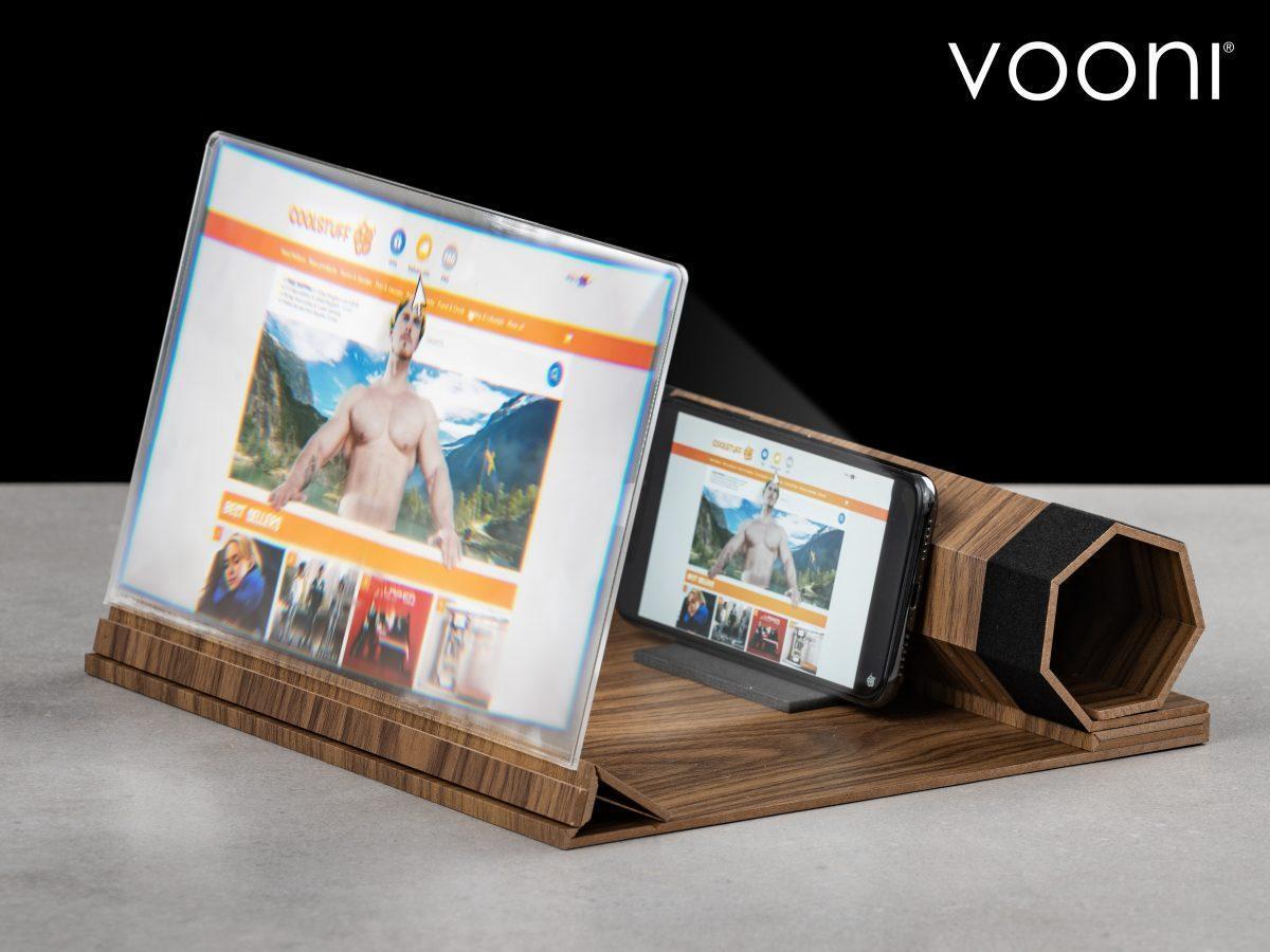 Vooni Skärmförstorare för Mobiltelefon
