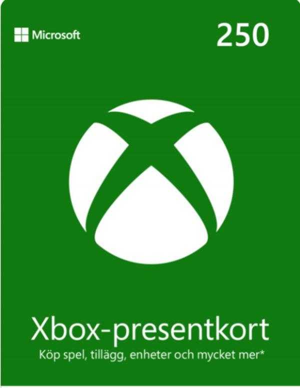 Xbox Live 250
