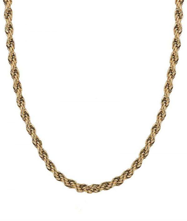 AROCK TERRY Halsband Guld