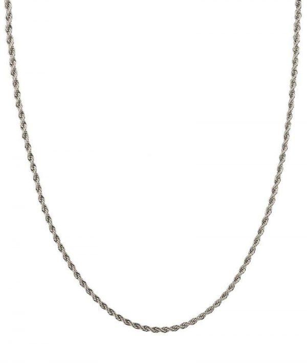 AROCK TERRY Small Halsband Stål