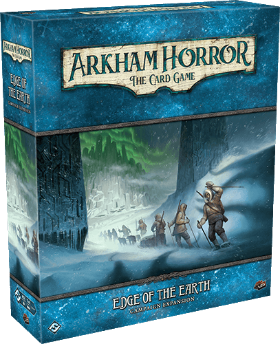 Arkham Horror The Card Game: Edge of the Earth Campaign Expansion