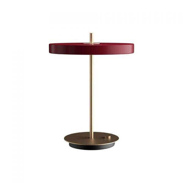 Asteria Table bordslampa - Ruby Red
