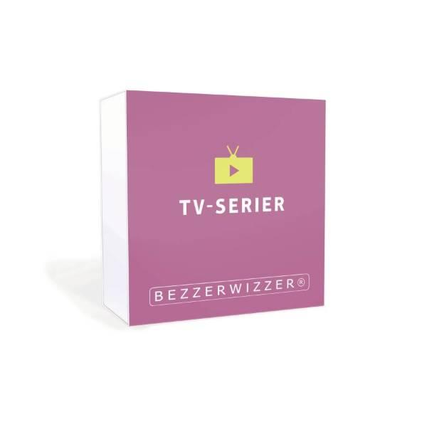 Bezzerwizzer Bricks TV-serier