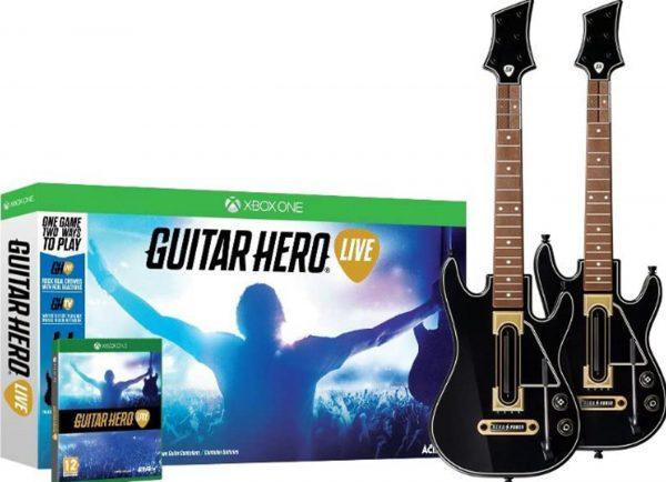 Guitar Hero Live Double Guitar