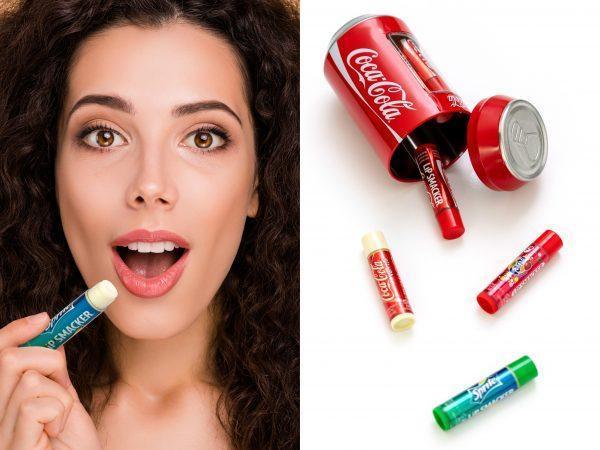 Lip Smacker Coca-Cola Läppbalsam 6-pack